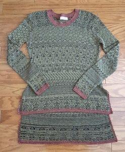 Altar'd State Soft Woven Sweater-sz. L- EUC